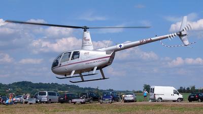 SP-SLA - Robinson R44 Raven II - Aero Club - Poznanski