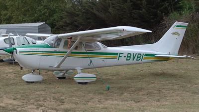 F-BVBI - Reims-Cessna F172M Skyhawk - Private