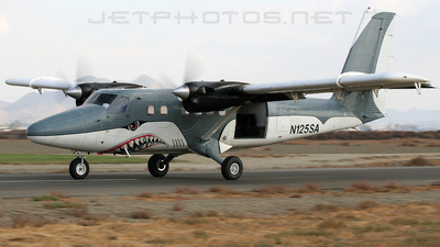 N125SA - De Havilland Canada DHC-6-200 Twin Otter - Perris Valley Skydiving