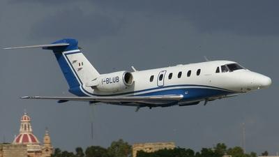 I-BLUB - Cessna 650 Citation VI - Compagnia Generale Ripreseaeree