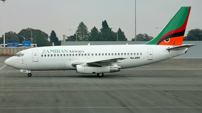 9J-JOY - Boeing 737-244(Adv) - Zambian Airways