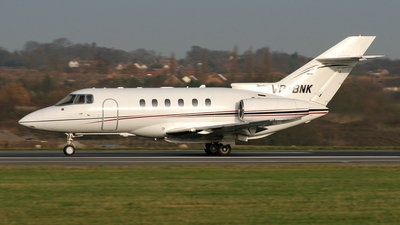 VP-BNK - Raytheon Hawker 800XP - Private