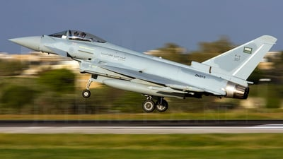 ZK075 - Eurofighter Typhoon EF2000 - Saudi Arabia - Air Force