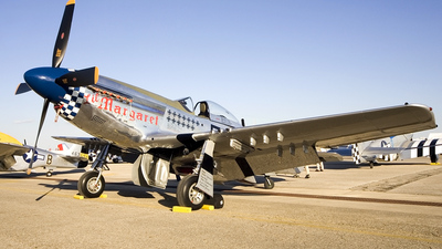 N51BS - North American P-51D Mustang - Private