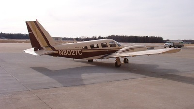 N8027C - Piper PA-34-200T Seneca II - Private