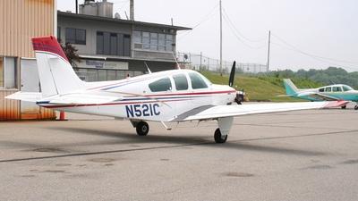 A picture of N521C - Beech F33A Bonanza - [CE1119] - © Steve Pellegrino