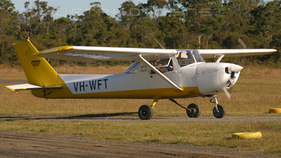 VH-WFT - Cessna 150M - Warnervale Air