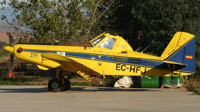 EC-HFJ - Air Tractor AT-402B - Private