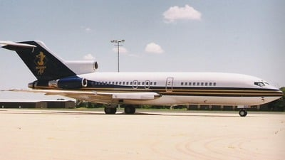 N503MG - Boeing 727-191 - Private