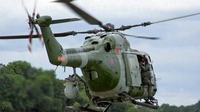 XZ669 - Westland Lynx - United Kingdom - Army Air Corps