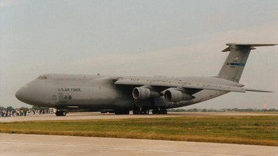 69-0010 - Lockheed C-5A Galaxy - United States - US Air Force (USAF)