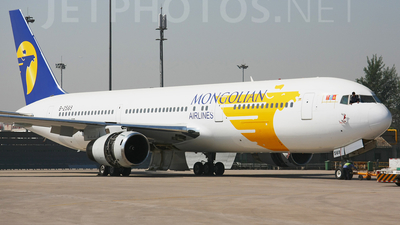 B-2569 - Boeing 767-3W0(ER) - MIAT Mongolian Airlines