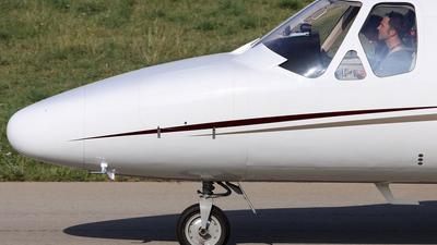 OE-GRB - Cessna 550B Citation Bravo - The Flying Bulls