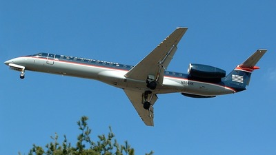 N804HK - Embraer ERJ-145EP - US Airways Express (Trans States Airlines)