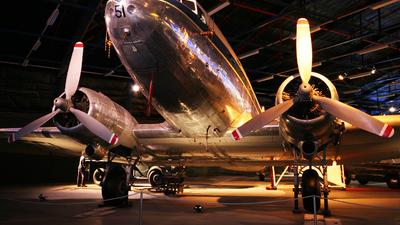NZ3551 - Douglas C-47B Skytrain - New Zealand - Royal New Zealand Air Force (RNZAF)
