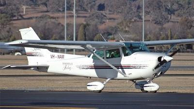 A picture of VHNAM - Cessna 172N Skyhawk - [17271508] - © Jeff Gilbert - JGPhotographics.com