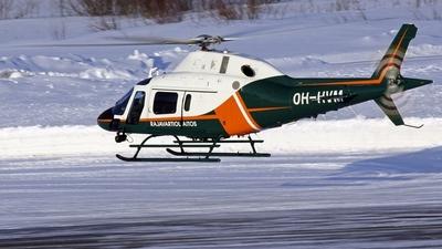 OH-HVM - Agusta-Westland AW-119Ke - Finland - Frontier Guard