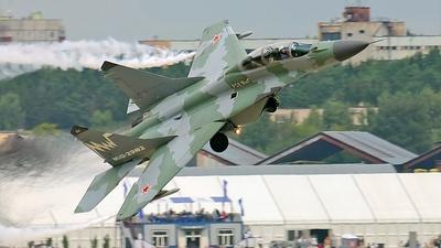 154 - Mikoyan-Gurevich MiG-29M2 Fulcrum E - Russia - Air Force