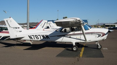 N787WW - Cessna 172S Skyhawk SP - Westwind Aviation