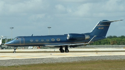 HB-IKR - Gulfstream G-IV - Private