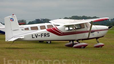 LV-FRS - Cessna 172 Skyhawk - Aero Club - Bahia Blanca