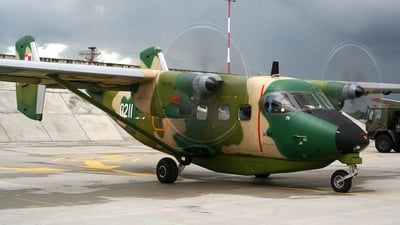 0211 - PZL-Mielec M-28TD Bryza - Poland - Air Force
