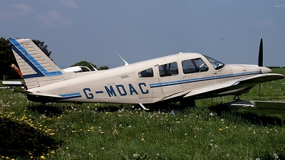 A picture of GMDAC - Piper PA28181 - [288290154] - © Paul Chandler