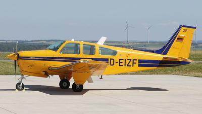 A picture of DEIZF - Beech F33A Bonanza - [CE775] - © Volker Hilpert