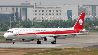 B-6285 - Airbus A321-231 - Sichuan Airlines