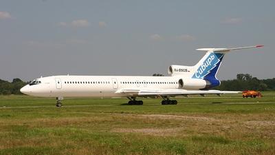 RA-85628 - Tupolev Tu-154M - Siberia Airlines