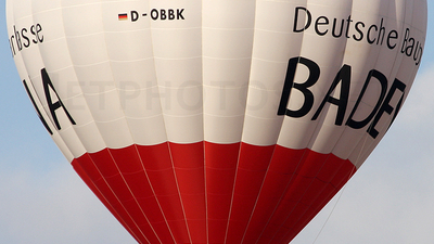D-OBBK - Schroeder Fire Balloons G40/24 - Private