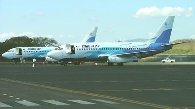 XA-UBB - Boeing 737-291(Adv) - Global Air