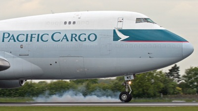 B-HME - Boeing 747-2L5B(SF) - Cathay Pacific Cargo