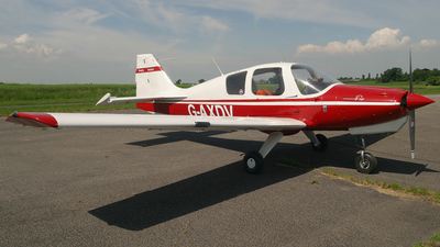 G-AXDV - Beagle B121 Pup - Private