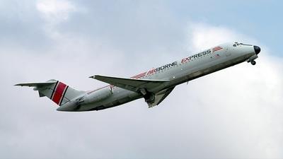 N908AX - McDonnell Douglas DC-9-31 - ABX Air