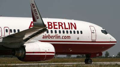 D-ABAO - Boeing 737-86J - Air Berlin