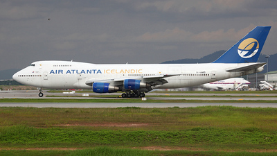 TF-AMD - Boeing 747-243B(SF) - Air Atlanta Icelandic