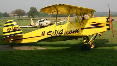 OO-LED - SNCAN/Stampe SV.4C - Private