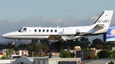 A picture of XCSST - Cessna 550 Citation II - [5500731] - © saidvazquez