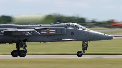 XZ385 - Sepecat Jaguar GR.3A - United Kingdom - Royal Air Force (RAF)