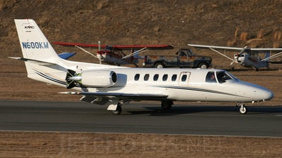 N600KM - Cessna S550 Citation SII - Private