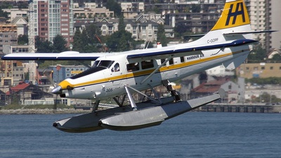 C-GOPP - De Havilland Canada DHC-3T Vazar Turbine Otter - Harbour Air
