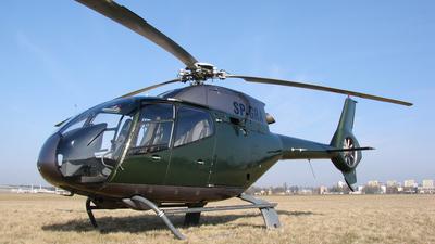 SP-GRA - Eurocopter EC 120B Colibri - Private