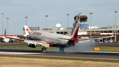 D-ABAE - Boeing 737-86J - Air Berlin