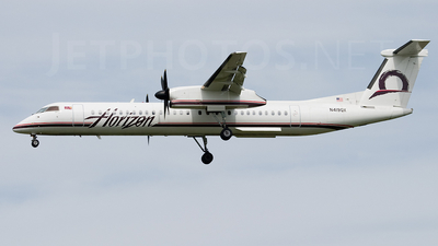 N419QX - Bombardier Dash 8-Q402 - Horizon Air