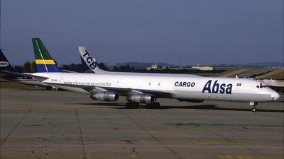 PR-ABA - Douglas DC-8-61(F) - ABSA Cargo Airline