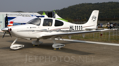 HL1111 - Cirrus SR22-GTS G3 - Cirrus Design Corporation