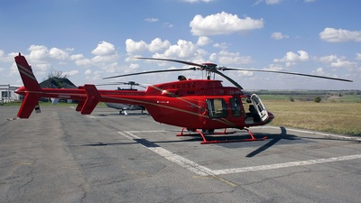 ZS-RPC - Bell 407 - Private