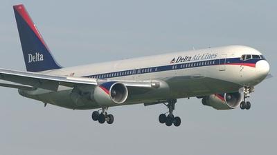 N173DN - Boeing 767-332(ER) - Delta Air Lines