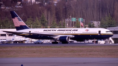 N767NA - Boeing 767-324(ER) - North American Airlines